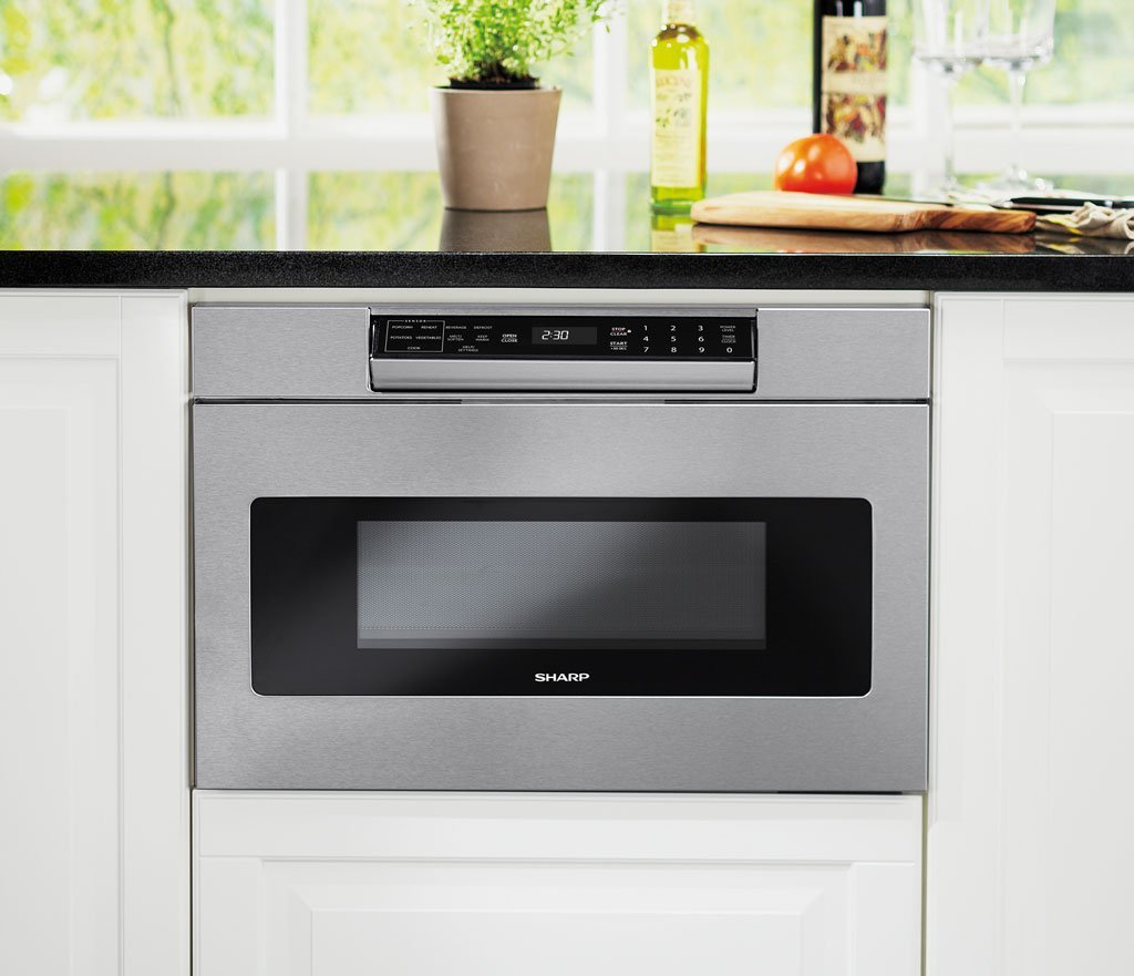 Sharp microwave drawer review